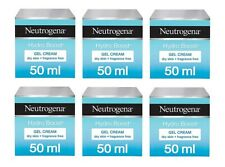 Neutrogena Hydro Boost Hydrating Moisturizer for Dry Skin, 50 mL (1.7 oz) 6 Pack