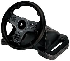 PlayStation 3 Logitech PS3 Driving Force Wireless Force Feedback Racing Wheel