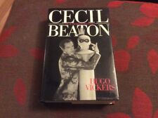 CECIL BEATON THE AUTHORISED BIOGRAPHY VICKERS HARDBACK 1st EDITION VOGUE GAY