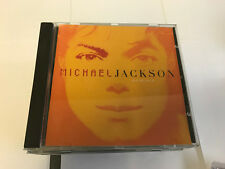 Michael Jackson - Invincible (2001) RARE ORANGE COVER 5099749517424 CD EX/EX