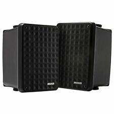 Kicker KB6 2-Way 150W Outdoor Indoor Speakers - Black *46KB6B