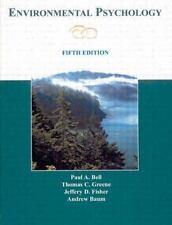 Environmental Psychology, Bell, Paul A., Greene, Thomas C., Fisher, Jeffrey D.,