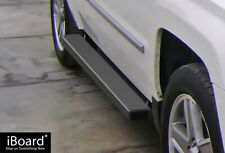 """4"""" Black iBoard Running Boards Nerf Bars Fit 07-17 Jeep Patriot"""