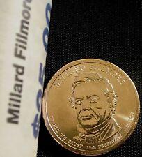 2010-P $1 Millard Fillmore Presidential Dollar BU
