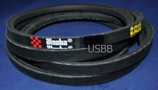 """M133184 Replacement Belt for John Deere Made with Kevlar 5/8 x 133"""" OD B130 K++"""