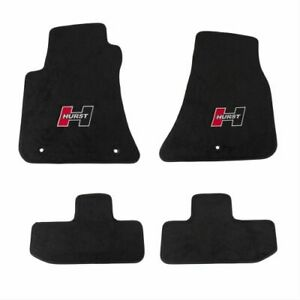 Hurst 6370010 Floor Liner Front/Second Seat Carpeted For 18+ Challenger Charger