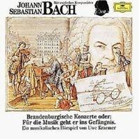 JOHANN SEBASTIAN BACH-WIR ENTDECKEN KOMPONISTEN -MUSIKALISCHES HÖRSPIEL CD NEU