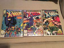 The Uncanny X-MEN #144, #146, #147, #148, 149, #150 Marvel Comics