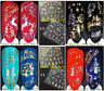 Nail Art Stickers 3D-CHRISTMAS-NATALE-ORO-ARGENTO-Adesivi Unghie 3D-Buy 3 Get 4!