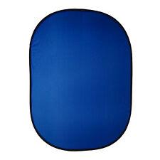 Hintergrund Faltreflektor Reflektor faltbar DynaSun RE2010 150x200cm Blau XXL