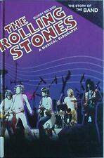 ROLLING STONES MUSICAL BIOGRAPHY, 2010 BOOK