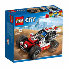 60145 LEGO City Great Vehicles Buggy 81 Pieces Age 5-12 New Release for 2017!
