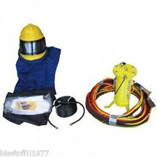 "BLAST OFF SERVICES-SAND-SHOT-GRIT-BEAD-AIR-DRY-BLASTER-BLASTING-10"" POT PACKAGE"