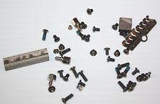 LOT OF ASSORTED ORIGINAL OEM SCREWS--COMPAQ PRESARIO 1500/900/N1000v LAPTOP