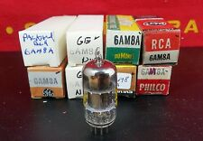 6AM8A 6AM8 VACUUM TUBE - VARIOUS BRANDS- TESTED ( 1X tube)
