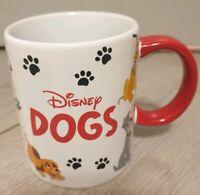 MUG DISNEY CHIENS / Dogs Disneyland Paris