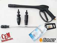 Pistola per idropulitrice 500 mm + Lancia Comet + Ugello rotante e ventaglio KL