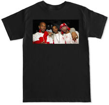 Dipset Camron Juelz Jones New York Hip Hop Rap Classic Ny Asap Dj Mens T Shirt