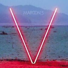 MAROON 5 - V 2014 UK CD