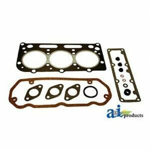 For David Brown CASE 3 CYL TOP GASKET SET K262754 K964876 AD3/49A 355011 AD3/55A