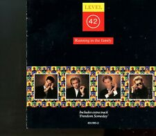 Level 42 / Running In The Family - Made In West Germany