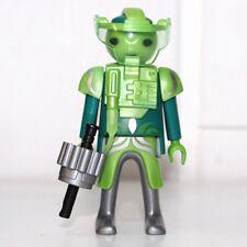 Playmobil alien martien vert S6