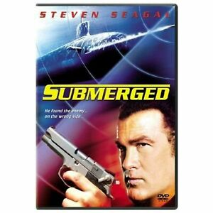 Submerged DVD Steven Seagal Action Movie