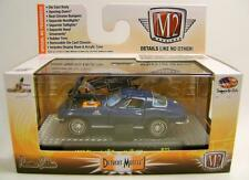 1966 '66 CHEVROLET CHEVY CORVETTE 427 M2 MACHINES DETROIT MUSCLE R32 DIECAST
