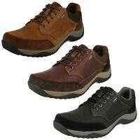 """Mens Clarks Casual Gore-Tex Lace Up Shoes """"Baystonego GTX"""""""