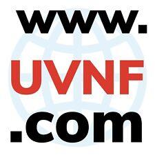 Dominio COM de 4 letras  www.UVNF.com