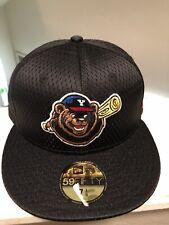 Yakima Bears 59fifty Batting Practice Mesh Hat Men's Size 7 1/8 MILB