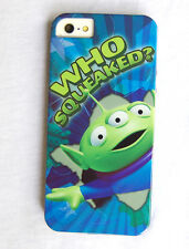 Little Green Alien Toy Story movie Original Disney iPhone 5 5S 5SE case cover