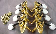 HIGH GRADE GOLD MANDOLIN F STYLE MACHINEHEADS guitar maker - TUNERS