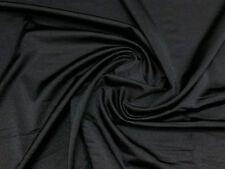 "Plain Lycra Spandex Stretch Fabric Material - 150cm (59"") wide -- Many Colours"