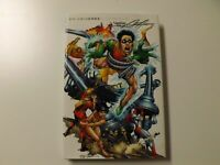 DC Universe Illustrated by Neal Adams HC (Signed)