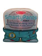 Melissa & Doug Smarty Pants 5th Grade Card Set - 120 Card Homeschooling