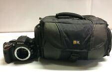Nikon D5100 16.2MP Digital SLR Camera Body Only w/11 Batteries And Charger