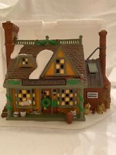 "Dept 56 New England Village Series 1997 ""East Willet Pottery"" 1999 #56578"