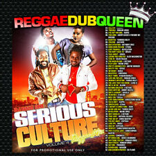 DJ Dane One - Serious Culture Volume 4 Mixtape.  Reggae Mix CD. May 2018