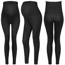 Maternity Leggings Elastic Yoga Slim Pregnant Women Track Sports Pants Clothes
