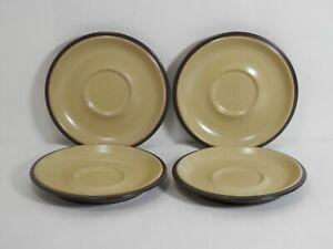 Noritake Folkstone Safari set of 4 saucers