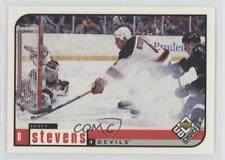 1998-99 Upper Deck UD Choice Prime Reserve /100 Scott Stevens #113 HOF