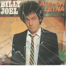 7inch BILLY JOEL	all for leyna	HOLLAND 1980 EX  (S2367)