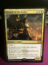 MTG Magic the Gathering Mythic Seraph of the Scales RNA #205 Mint 💎 ✔ 🔎