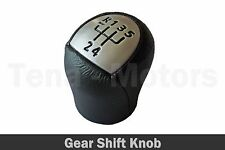 Leather Gear Shift Knob Renault Clio Twingo Espace Laguna Megane Scenic  /2268