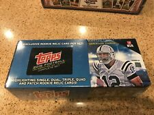 2015 Topps Football Complete Factory 1 Exclusive Rookie Relic Card