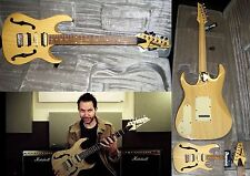Ibanez Premium Paul Gilbert Signature PGM 80p-nt | Limited Edition