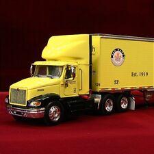 RARE & NEW - CANADA J. D. SMITH - IH 9100i w/ 3 Axle Trailer 31338 - 1/64 DCP