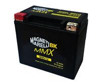 MMX12 BATTERIA CHIUSA MAGNETI MARELLI YTX12-BS KAWASAKI ZX6R 600 Ninja 2000 2001