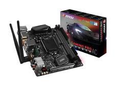 MSI Z270I GAMING PRO CARBON AC Mini ITX Motherboard - Intel LGA 1151